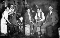 Die Nies-Kashütt'n um 1920