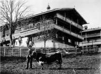 Hof Grill um 1930
