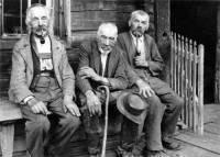 Innerach-Brüder Felix, Franz und Hones um 1930