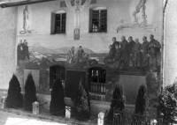 Kriegerdenkmal nach der Restaurierung