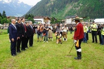 Musikantentreffen beim Schwannerwirt - Weerberg - Tirol