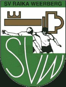 Das Vereinslogo des SV Raika Weerberg