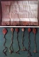 Älteste Urkunde aus dem Jahre 1297