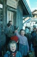 Ehemalige Schule Innerberg um 1960