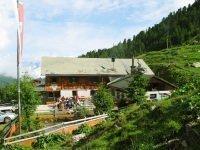 Geisljochrunde (Einkehr bei der Weidener Hütte)