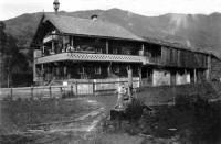 Hof Purtscheller im Jahre 1912